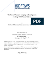 Paper-The Use of Random Sampling in Investigat