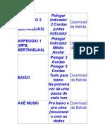 Batidas Violão.doc