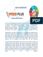 speed plus