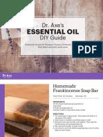 Dr. Axe Essential Oil DIY Guide