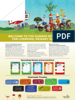 Chartwells Summer Newsletter Liverpool Primary 0419