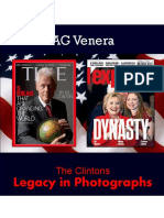 The Clintons Legacy in Photographs