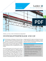 De LayherInfo Systemgitterträger 450 LW T15