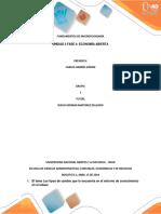 FUNDAMENTOS DE MACROECONOMÍA UNIDAD 3 FASE 4