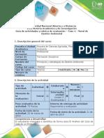 Guía de Actividades y Rúbrica de Evaluación - Fase 4 - Mural de Gestión Ambiental