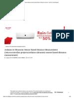 Distance Measurement Using Arduino Ultrasonic Sensor_ Code & Circuit Diagram