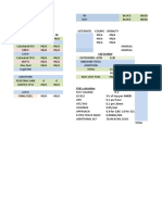Digital Fuel Calculation v.1