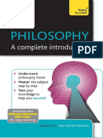 (Teach Yourself) Sharon Kaye - Philosophy_ A Complete Introduction-Hodder & Stoughton (2014).pdf
