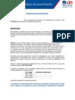 establecimiento de los indicadores.pdf