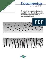 A Pesca e a Aquicultura de Surubins No Brasil_CNPASA-2015-Dc21