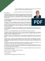 lettera francesco