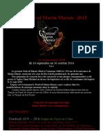 Festival Marin Marais