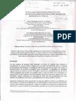 Marta Dischinger, Vera Ely - A Importância Dos Processos Perceptivos (...)(2009, Artigo)