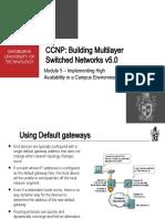 CCNP3v5 Module 5