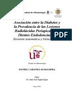 Asociación entre la Diabetes y la Prevalencia de las Lesiones Radiolúcidas Periapicales en Dientes Endodonciados-Revisión S.pdf