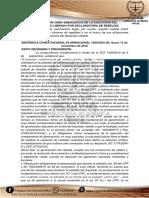 APREHENSIÓN COMO EMERGENCIA DE LA EJECUCIÓN DEL MANDAMIENTO LIBRADO POR DECLARATORIA DE REBELDÍA