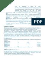 Criterios Diagnósticos Dsm III, IV y CIE 10
