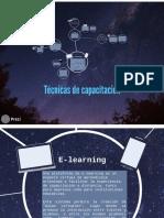Tecnicas de Capacitacion