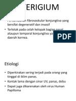 PTERIGIUM.pptx