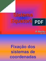Sistema equatorial