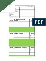 Manual Moldajes - CChC