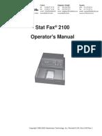 AWA002_EN Operating Manual 2100