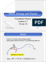 Physics_Lecture 2.1 Work