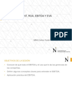 Análisis de Ebitda , Dupont, Roa, Eva