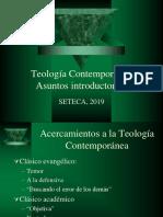 Presentación Asuntos IntroductoriosTC II 2019