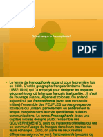 francophonieii