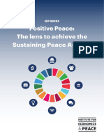 IPI Positive Peace Report