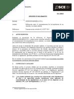 Miguel Estefano Blaskovic Huayta - Liquidacion Del Contrato de Obra