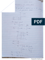 Structural Mechanics Notes Scan
