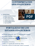 EXPOSICION ANALISIS FINANCIERO