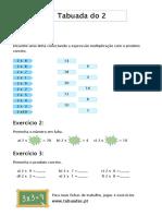 Ficha matemática