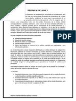 RESUMEN DE LA NIC 1.docx