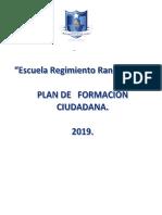 Plan Formacion Ciudadana 2019