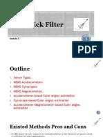 Module 5 - Madgwick Filter