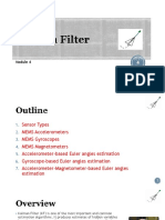 Module 4.1 - Kalman Filter Basics