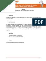 Taller - Interpretacion de la Norma ISO 14001 2015.docx