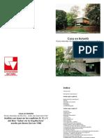 analisis arquitectonica casa butanta pablo mendez da rocha