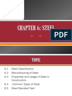 Chapter 6 Steel