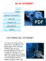 Diapositivas Internet