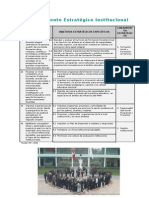 Planeamiento Estratégico Institucional -IPNM