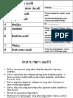 10 Form Audit Internal