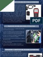 Funcionamiento y Usos Del Escáner Automotriz