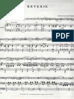 Reverie - Bottesini - Piano.pdf