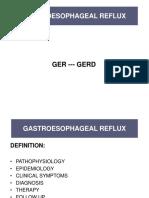 0 - GASTROESOPHAGEAL REFLUX.ppt