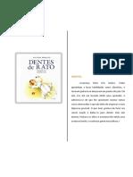 Agustina Bessa-luÍs Dentes de Rato