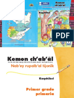 Kemon ch'abäl Kaqchikel LT 1º (Libro de Texto).pdf